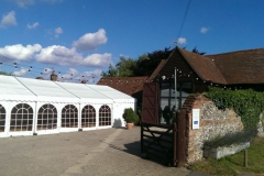 Party Barn Marquee